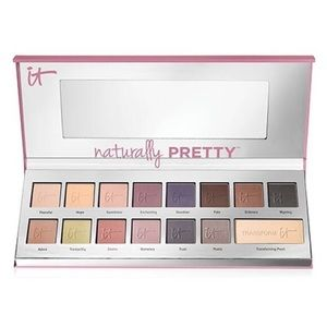 it Cosmetics Naturally Pretty Romantics Palette
